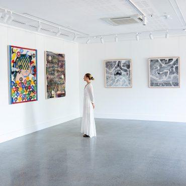 Lone Goat Gallery
