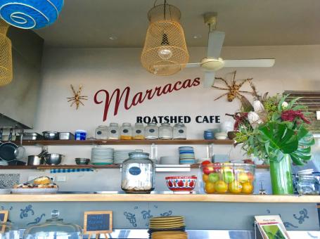 Marracas Boatshed Cafe